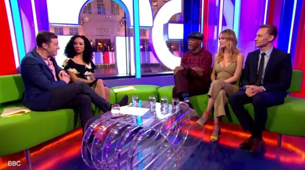 Program 'The One Show', BBC