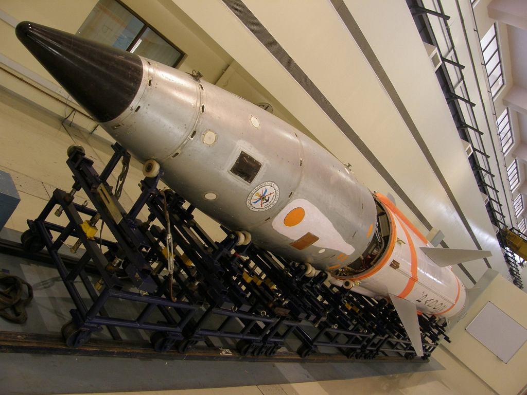 Indyjska antyrakieta prawdopodobnie użyta do zniszczenia satelity podczas testu
