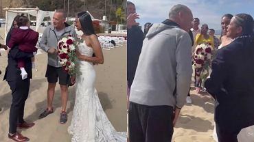Tom Hanks skradł ślub dwóch kobiet