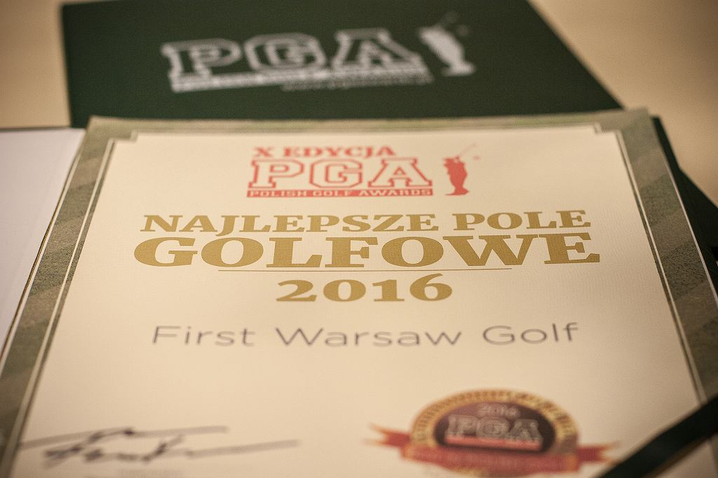First Warsaw Golf