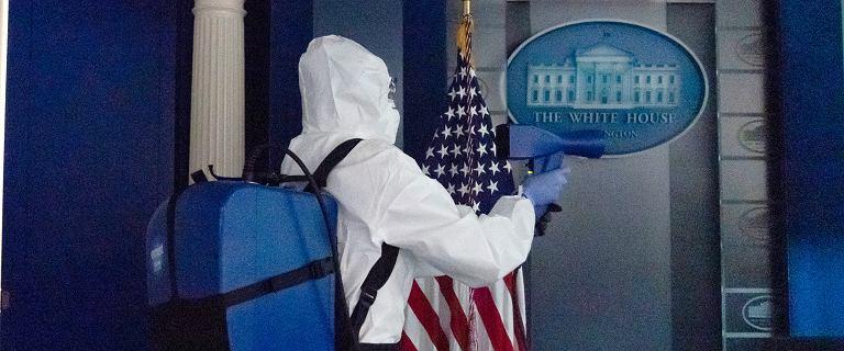 Drogie porządki w Białym Domu. Pół miliona dol. na mycie i sprzątanie
