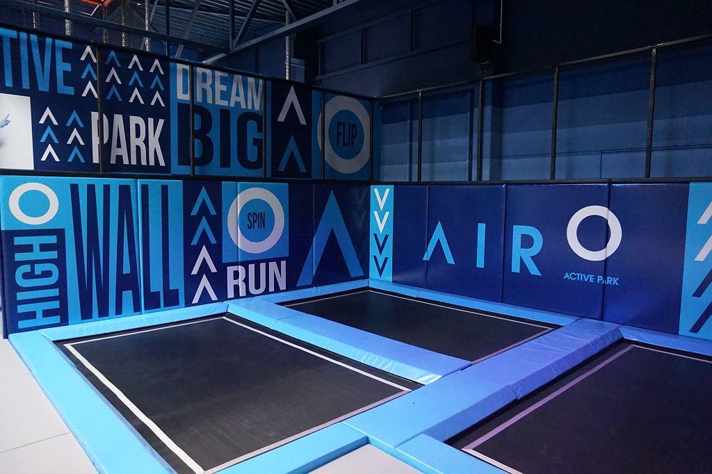 Airo, Centrum Aktywnej Rozrywki / materiały promocyjne