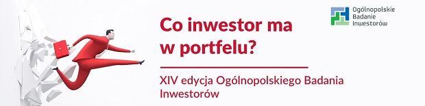14. Ogólnopolskie Badanie Inwestorów rozpoczęte