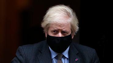 Wielka Brytania złagodzi obostrzenia? Boris Johnson podał możliwy termin