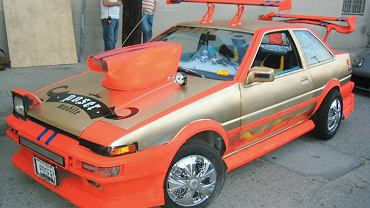 Toyota AE 86