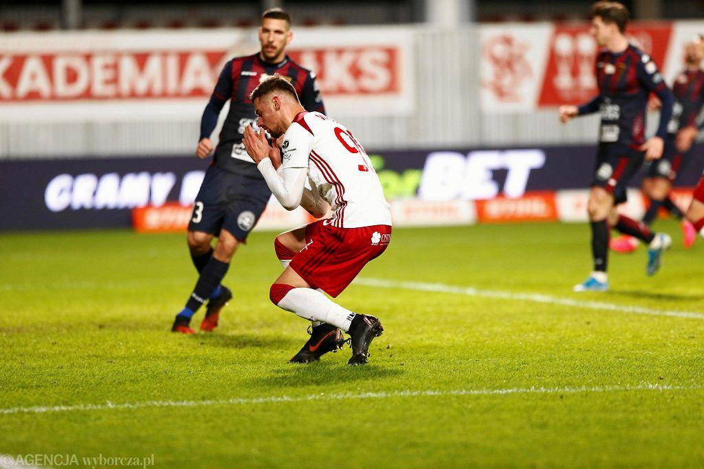 ŁKS - Pogoń Szczecin 0:0