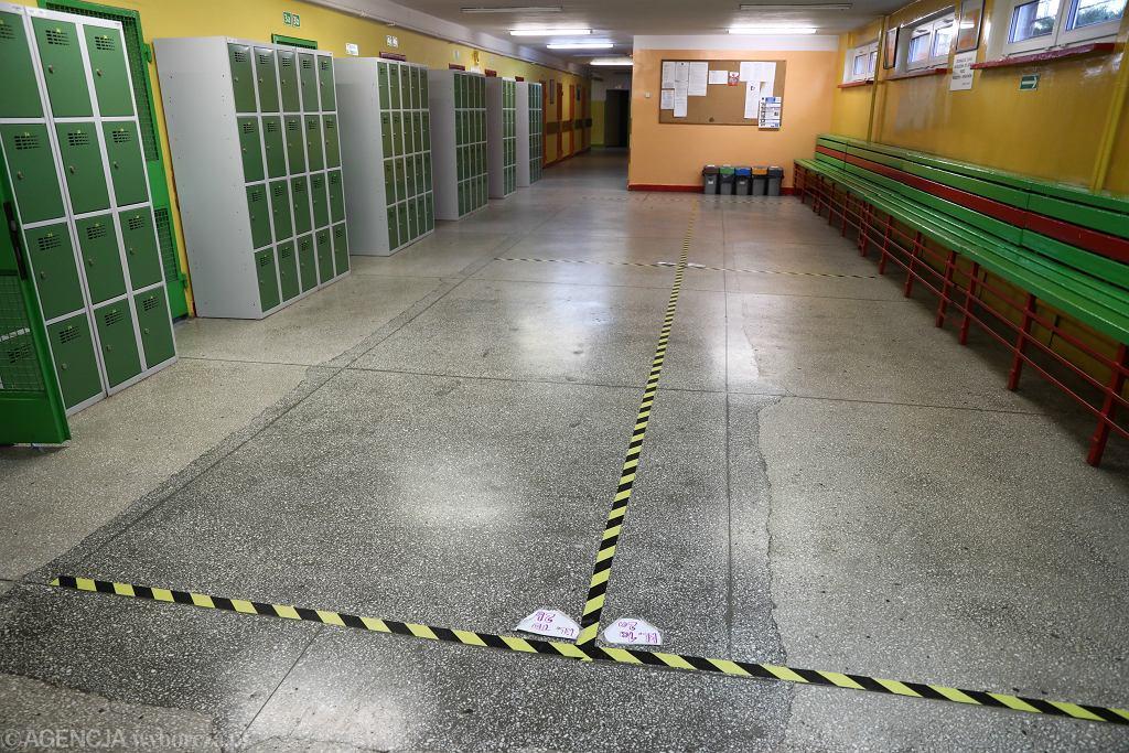 Szkoła w czasie pandemii