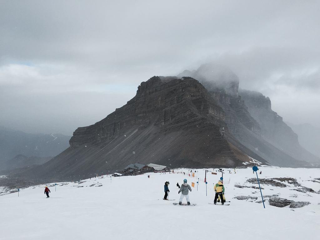 Snow park na Groste