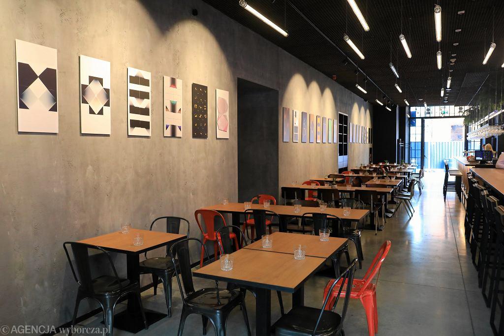 Restauracja Wuwu w Koneserze