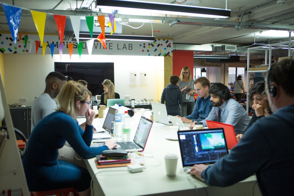Google Campus w Londynie