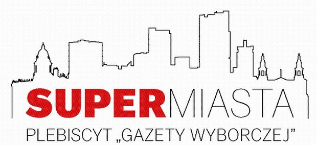 Logo plebiscytu Supermiasta