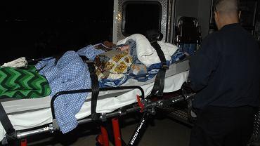 Oblali 3-latka kwasem | Zdjęcie ilustracyjne