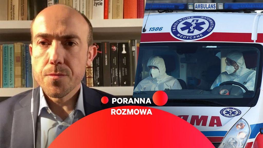 Borys Budka w Porannej Rozmowie Gazeta.pl