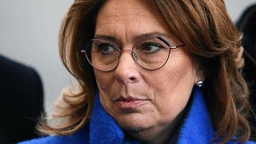 Małgorzata Kidawa-Błońska. Kandydatka Koalicji Obywatelskiej na prezydenta RP