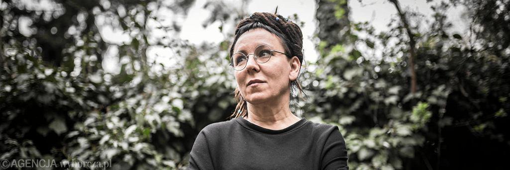 Olga Tokarczuk - właśnie ukazał się audiobook 'Księgi Jakubowe' - powieśćczytają m.in. Jan Peszek, Agata Kulesza, Danuta Stenka