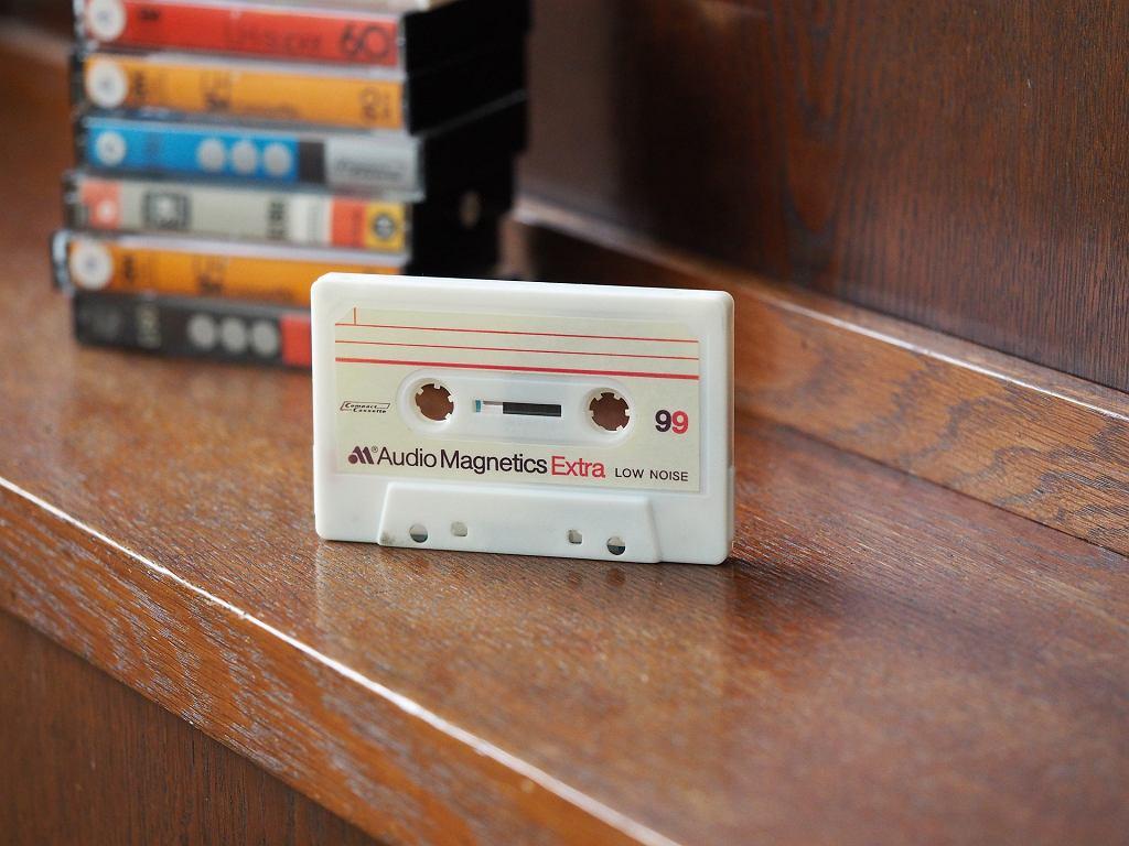 Kaseta magnetofonowa, zdjęcie ilustracyjne