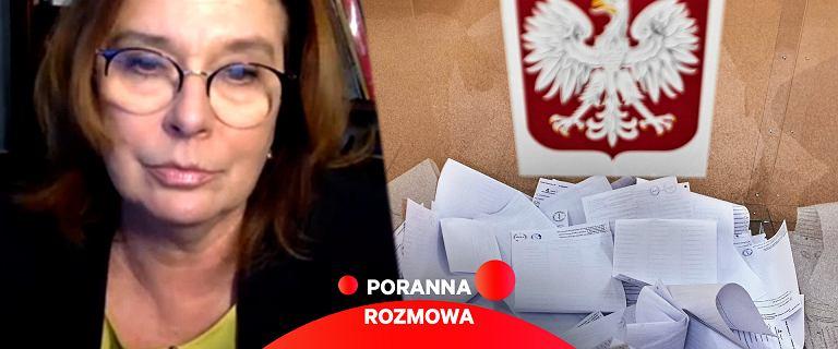 Kidawa-Błońska o słowach Dudy: Pan prezydent chyba dawno nie był w sklepie
