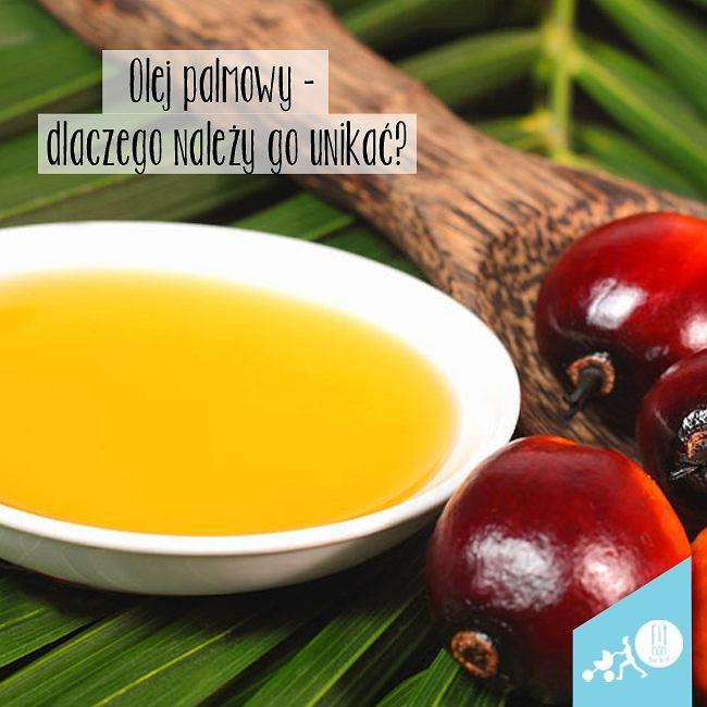 Minimalizujmy spożywanie oleju palmowego