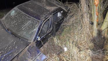 Wypadek w Nowych Smarchowicach