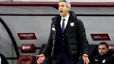 Paulo Sousa jeszcze raz ocenił mecz z Węgrami.