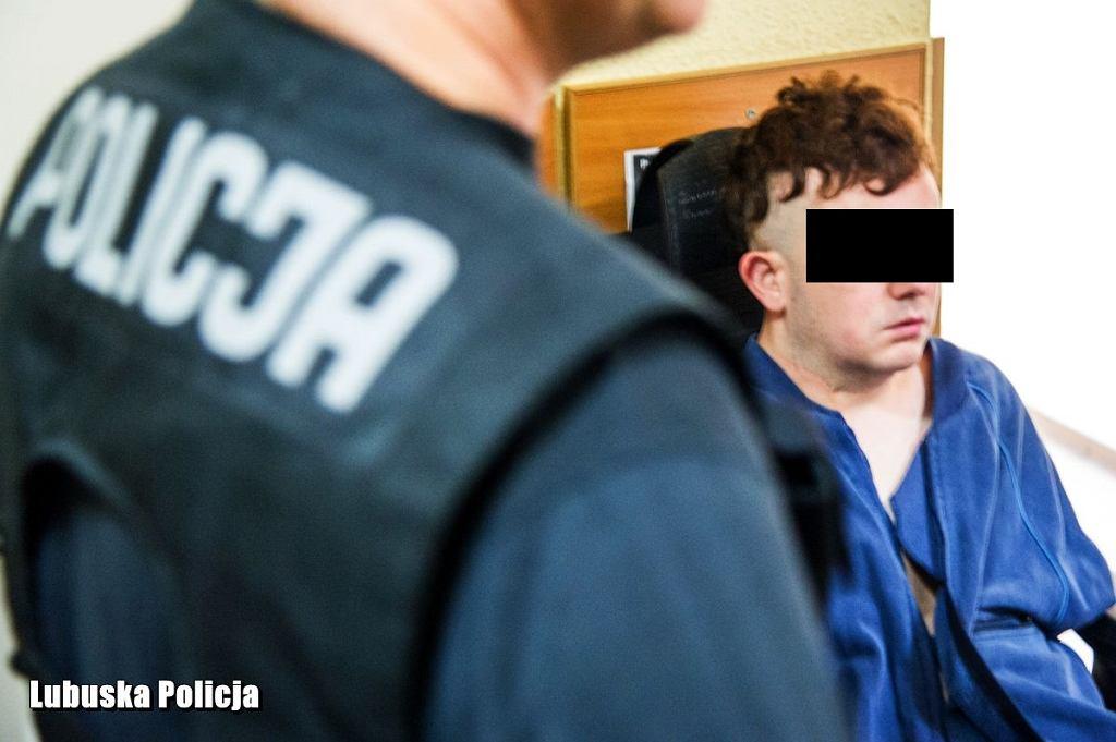 24-letni Mateusz K. przyznał się do zgwałcenia i uwięzienia 9-latki