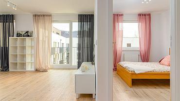Budynki spółki Resi4Rent z mieszkaniami pod wynajem przy ul. Mieszczańskiej na Kępie Mieszczańskiej we Wrocławiu