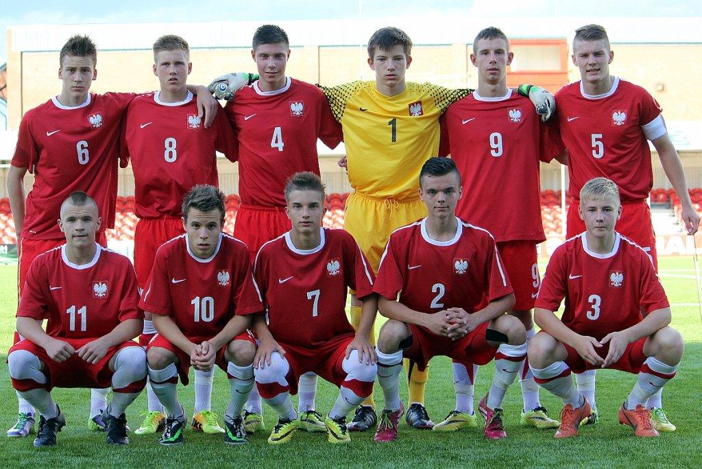 Reprezentacja Polski do lat 17