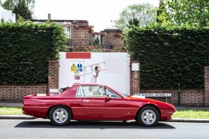 Ferrari 412 Pickup | Sportowy samochód użytkowy