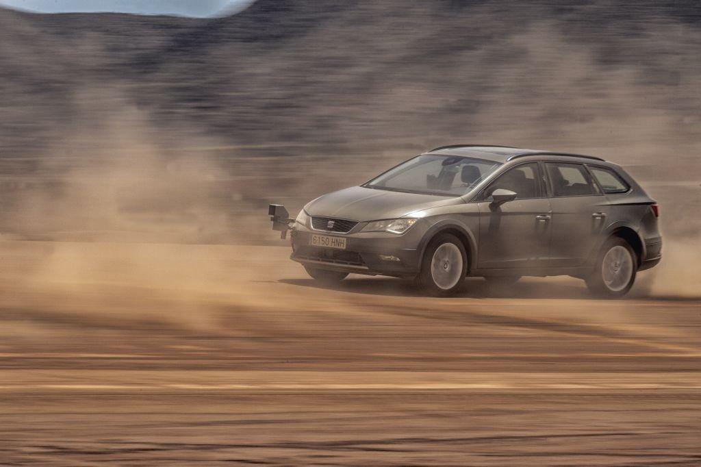 Fabryczne testy samochodów Seat