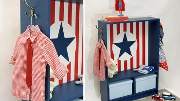 Jak pomalować szafkę do pokoju dziecka - zrób to sam