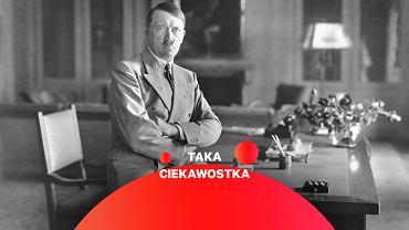 Adolf Hitler w 1936 roku
