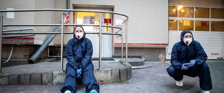 Ministerstwo Zdrowia: 24 856 nowych przypadków zakażenia i 749 ofiar śmiertelnych