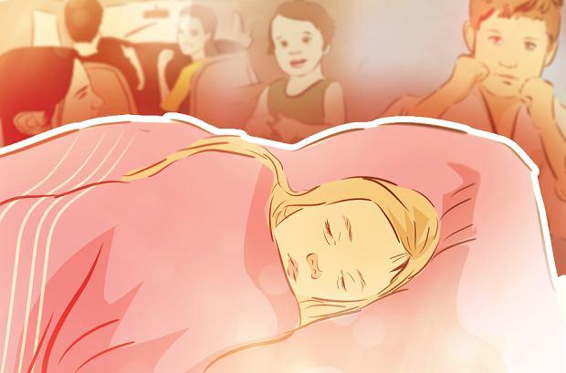 Liczymy godziny snu przedszkolaków i uczniów w Polsce. Dzieci mają za dużo na głowie? Pytamy eksperta