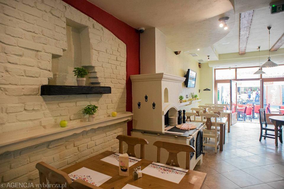 Nowa Restauracja W Centrum Polska Kuchnia W Chłopskim Jadle