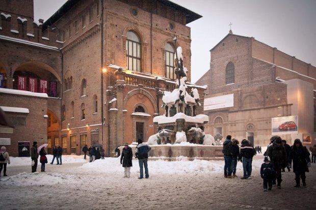Bolonia zimą. Włochy / fot. Shutterstock