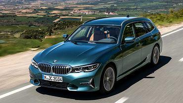 BMW serii 3 Touring G21