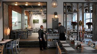 Lokale gastronomiczne ujęte w III etapie odmrażania gospodarki.