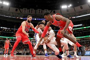 Chicago Bulls wygrali szósty mecz z rzędu