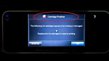 Część drukarek HP przestaje rozpoznawać tusze po aktualizacji