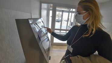 Poradnia onkologiczna czeka na budwlany odbiór