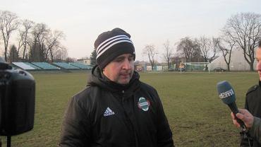 Jacek Magnuszewski po sparingu z Motorem Lublin