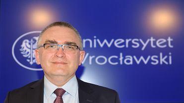 Profesor Przemysław Wiszewski