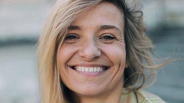 Joanna Koroniewska na zdjęciu sprzed 24 lat. W takim wydaniu trudno ją rozpoznać