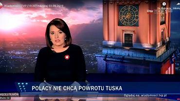 Danuta Holecka nieobecna na antenie TVP. Nie ma jej w grafiku