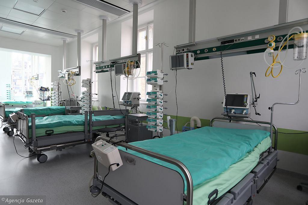 Szpital / zdjęcie ilustracyjne