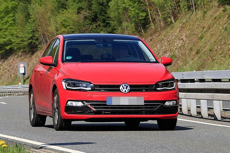 Prototyp Volkswagena Polo