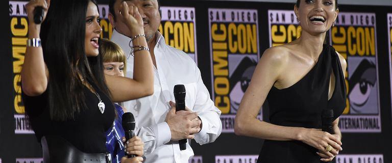 Angelina Jolie i Salma Hayek dołączają do uniwersum Marvela w filmie