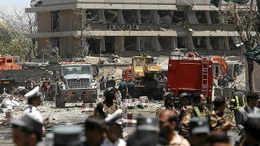 Kolejny wybuch w centrum Kabulu w Afganistanie. Zginęło co najmniej 80 osób, a 350 zostało rannych.