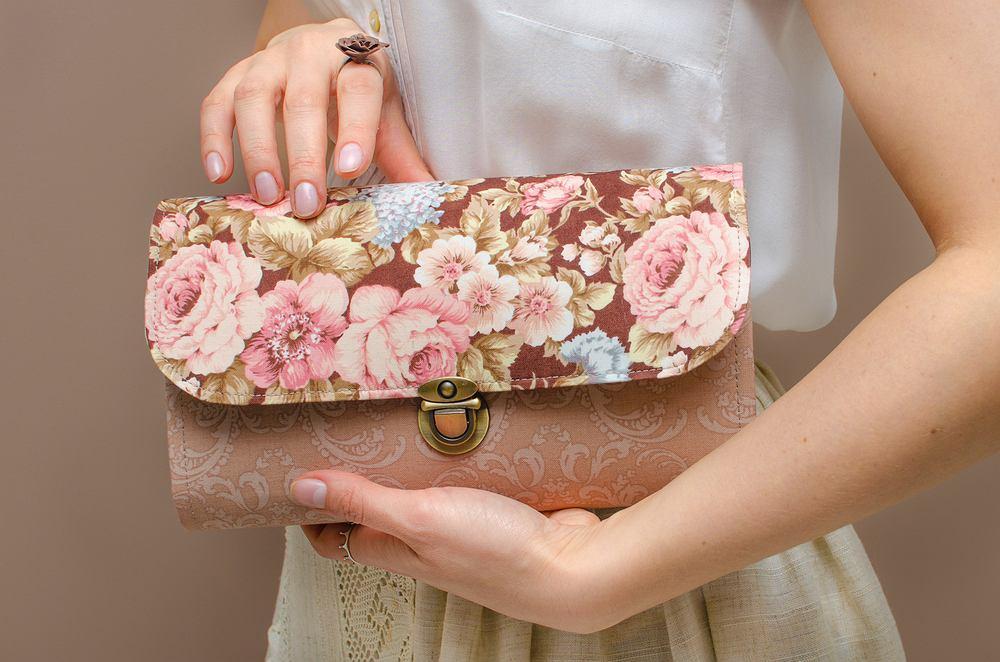 torebki w kwiaty