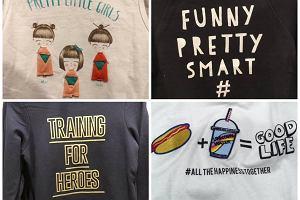 """""""Gender ubranka"""": mądre hasła dla chłopca, słodkie dla dziewczynki? Sprawdzamy w sklepach"""